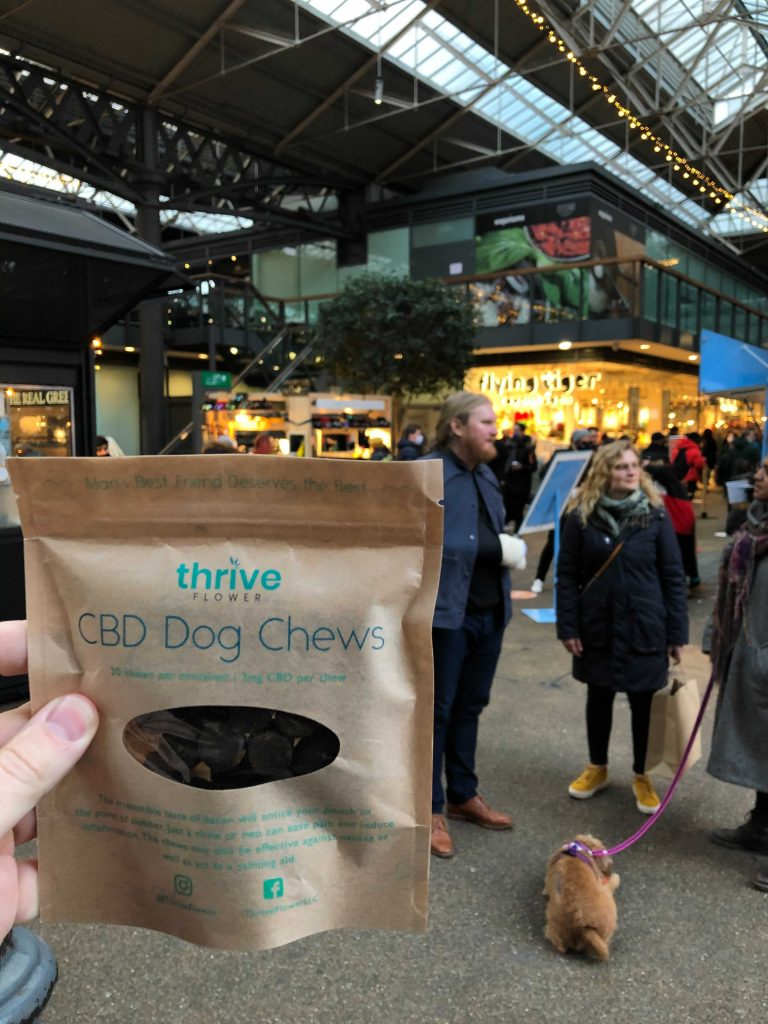 Thrive Flower CBD Dog Treat